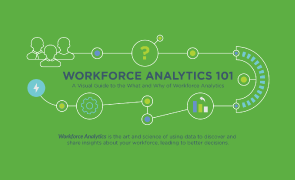 Workforce Analytics 101 Infographic