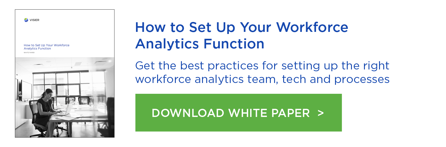 How to Set Up Your Workforce Analytics Function