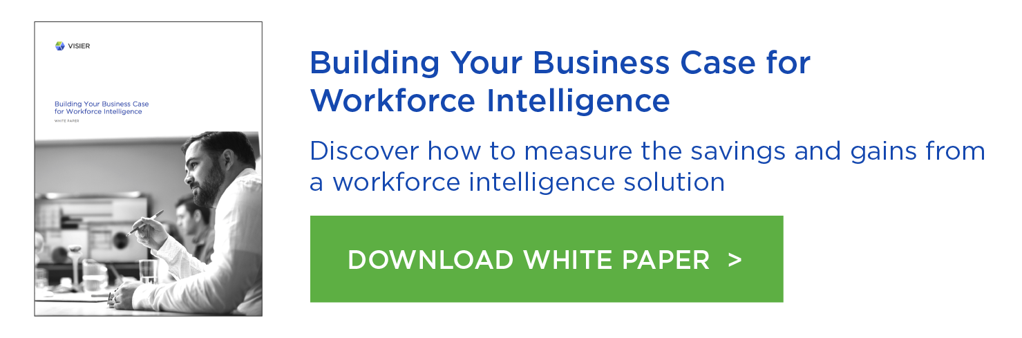 Building Your Business Case for Workforce Intelligence