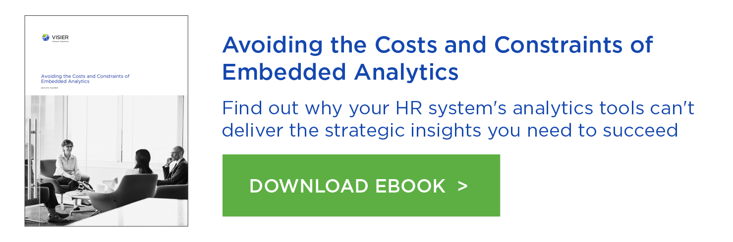 Avoiding the Costs and Constraints of Embedded Analytics