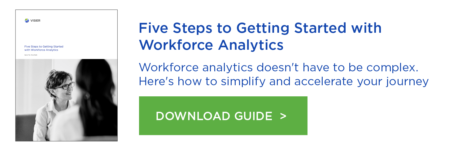 Five Steps to Getting Started With Workforce Analytics