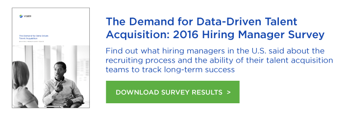 The Demand for Data-Driven Talent Acquisition