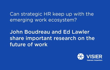 How Can Strategic HR Keep Up With The Future of Work