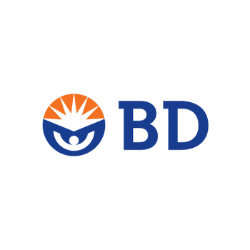 bd logo color with magnifying glass icon