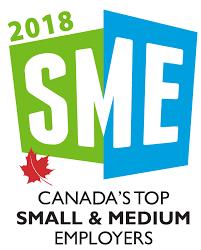 SME Canada's top SME Employers logo