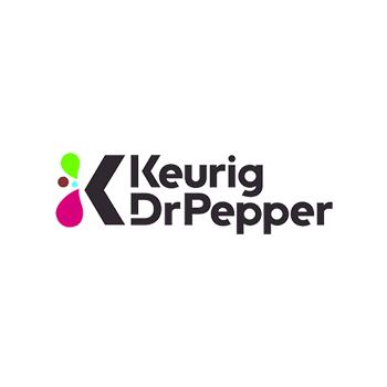 Keurig Dr Pepper customer logo