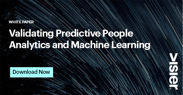 Fact or Hype- Validating Predictive People Analytics and Machine Learning