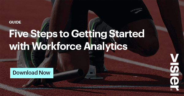 Five Steps to Getting Started with Workforce Analytics CTA