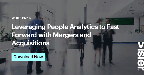 Leveraging People Analytics to Fast Forward with M&A