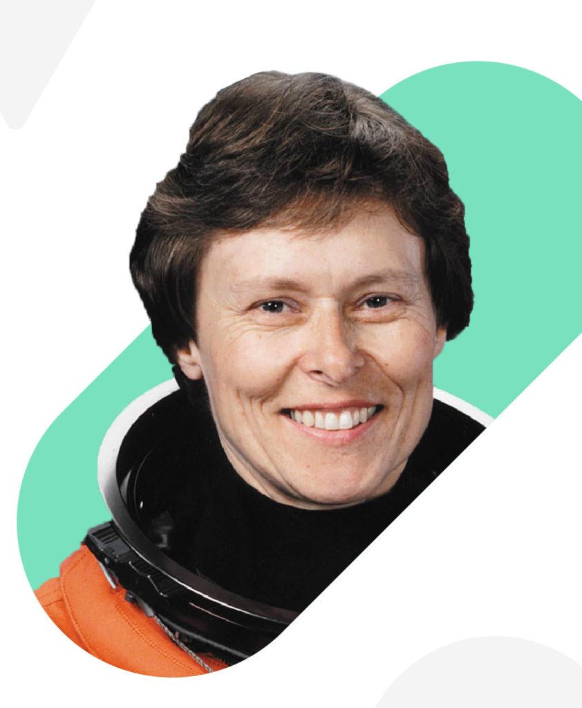 Dr. Roberta Bondar headshot