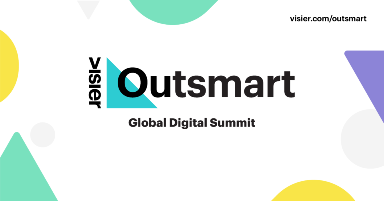 Outsmart 2020 social banner