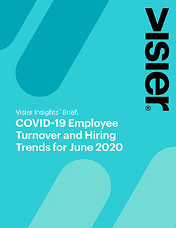 COVID-19 Employee Turnover and Hiring Trends - June 2020