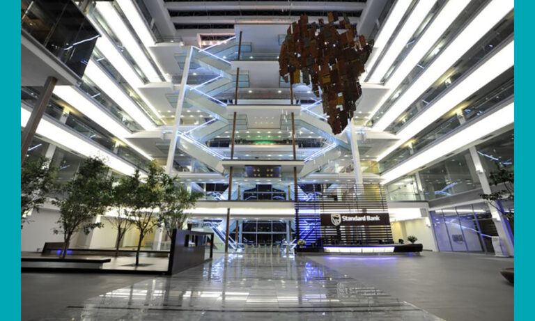Standard Bank Rosebank Building