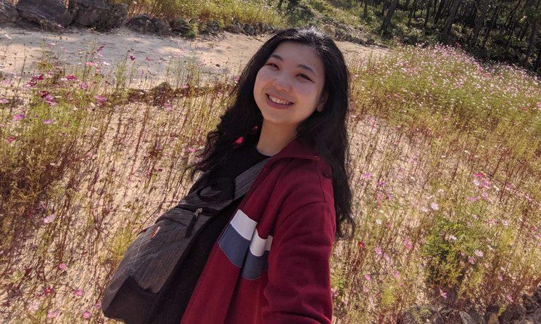 Photo of Aileen Wang