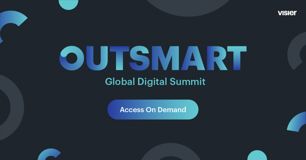 Outsmart Global Digital Summit access on demand now