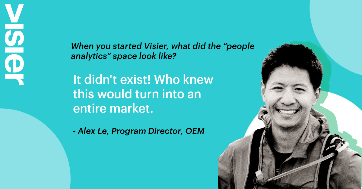 visier's co-founders talk about the beginnings of the company in 2010 leading up to the present unicorn status